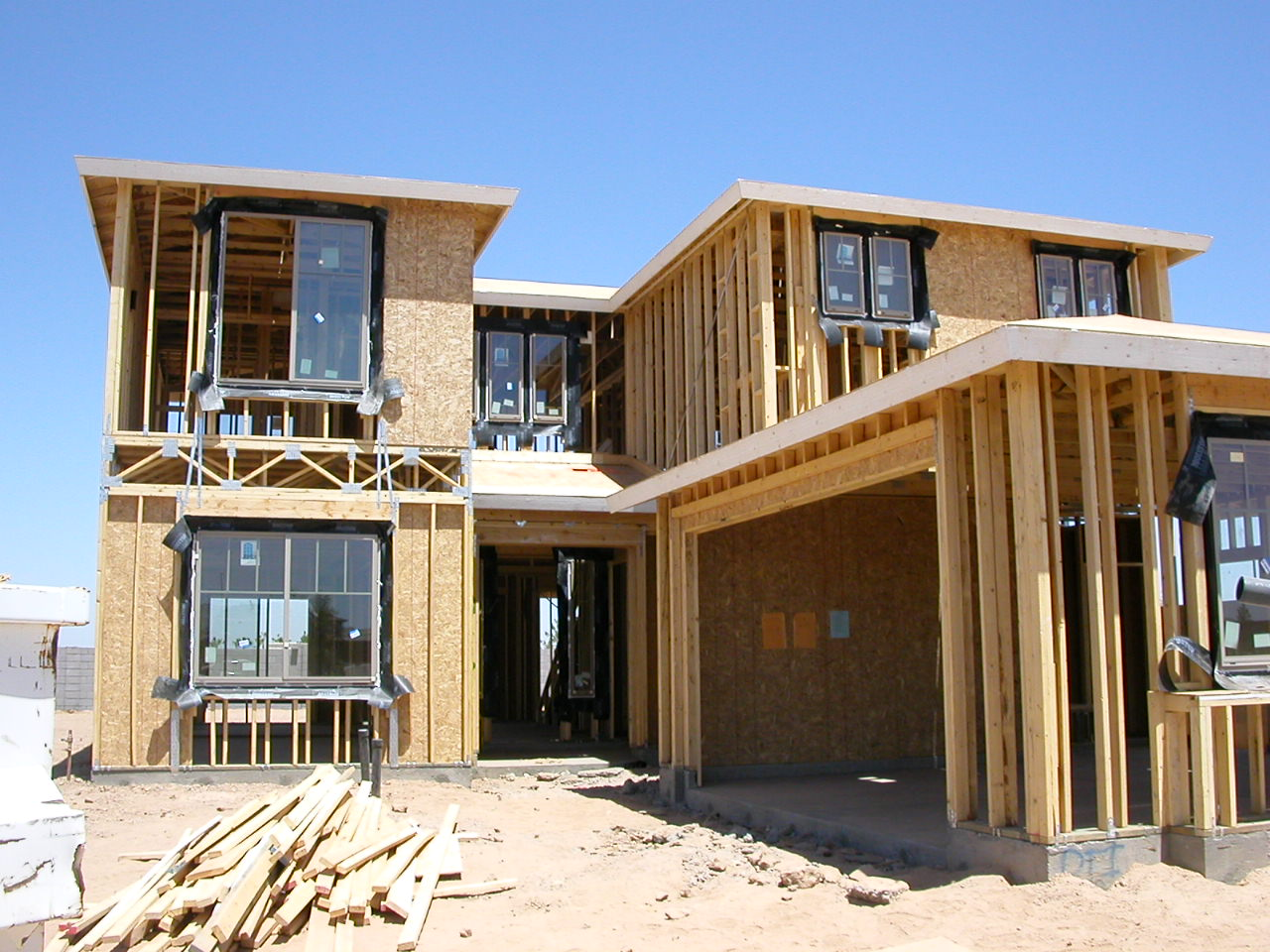 home construction trends in new home construction